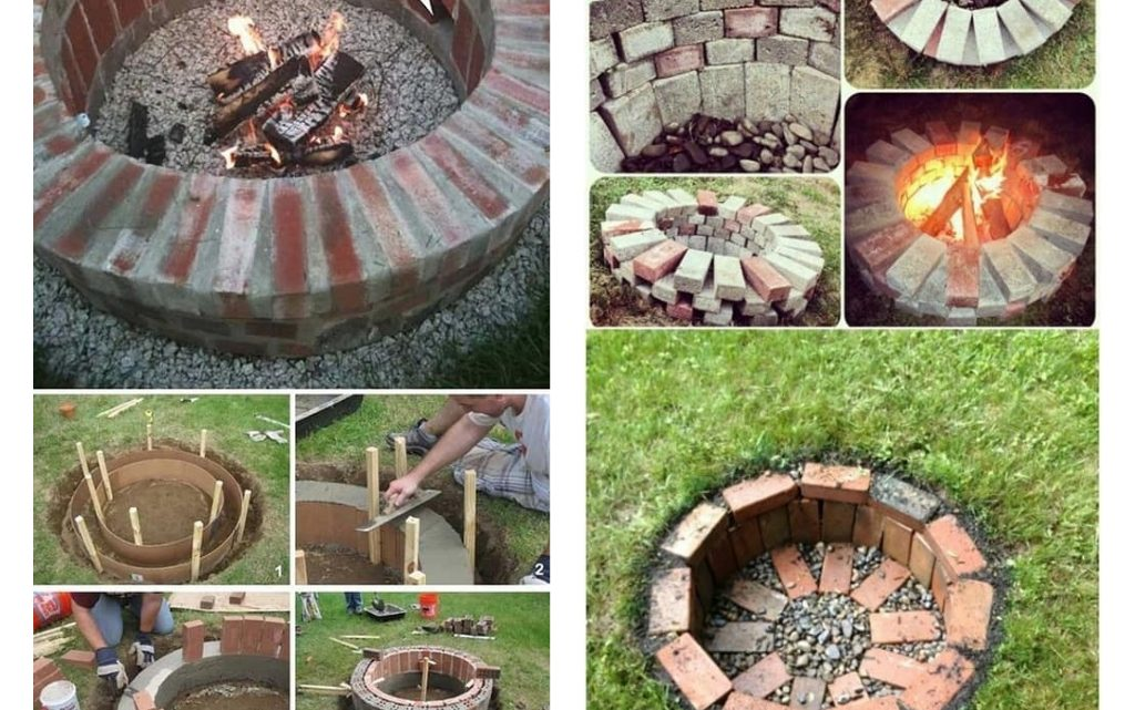 Ways to Build Fire Pit in Backyard