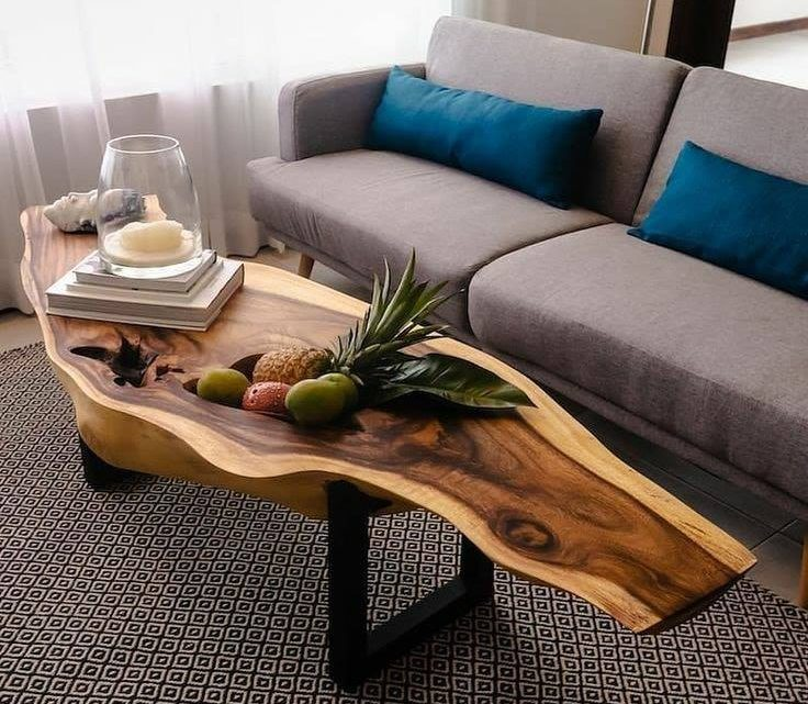 Rustic Coffee Table Ideas to Check