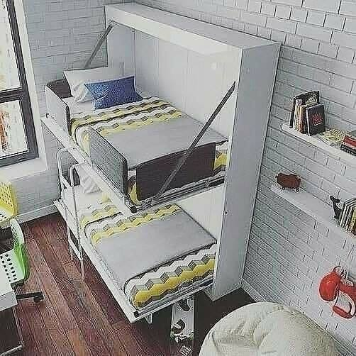 space saving bed