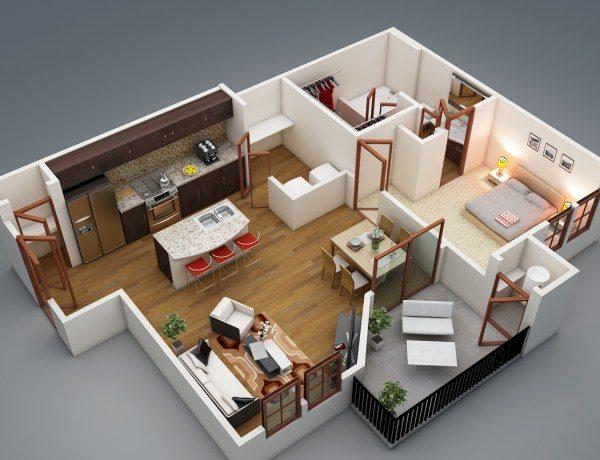 house/apartment plans