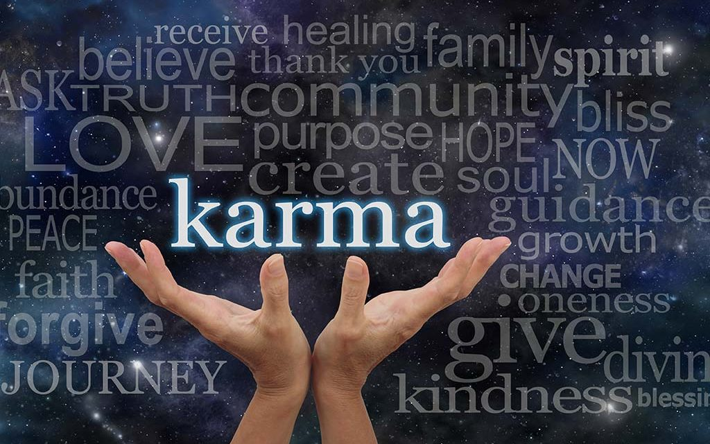 Just Sit and Wait – Karma Works!