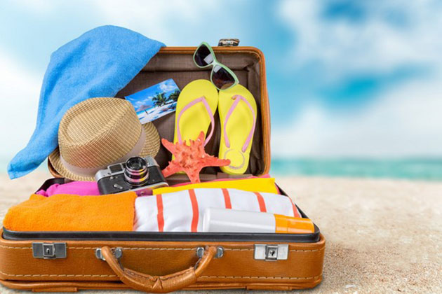 How to Pack For SUMMER Vacation?