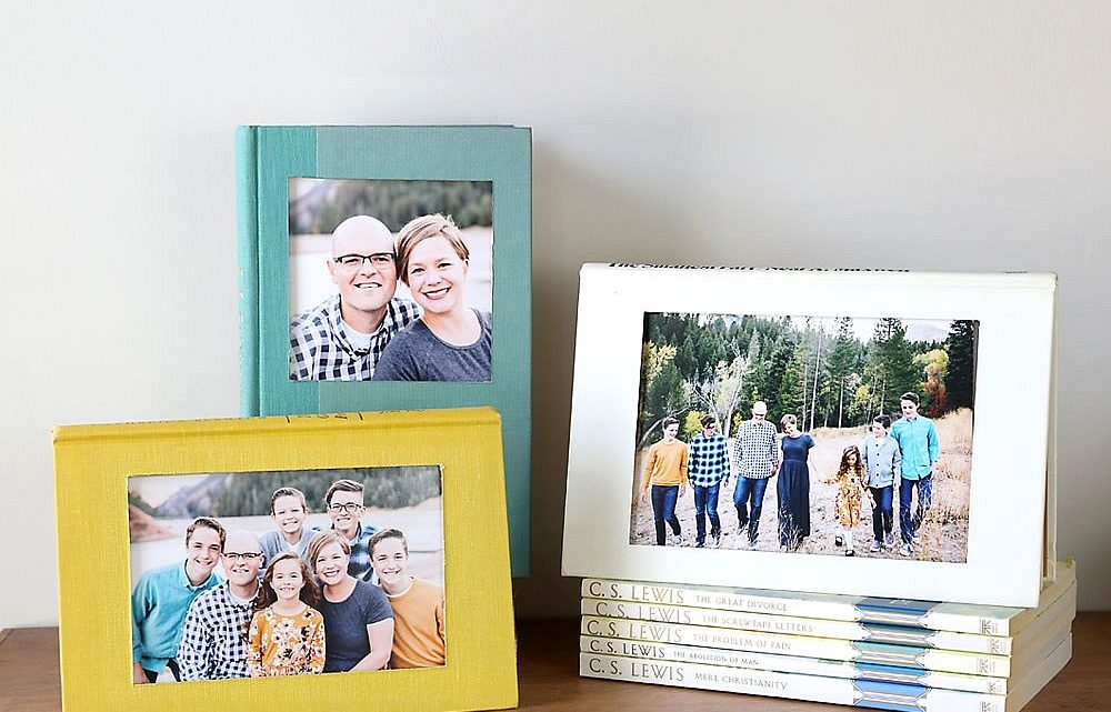 Few Ideas About How to DIY Picture Frames