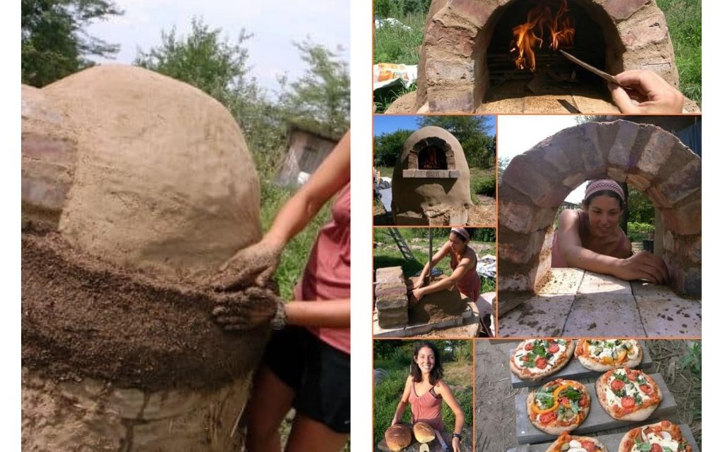 DIY Pizza Oven in Your Yard