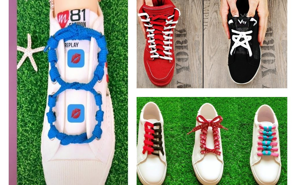 Creative Ways to Tie Shoe Laces