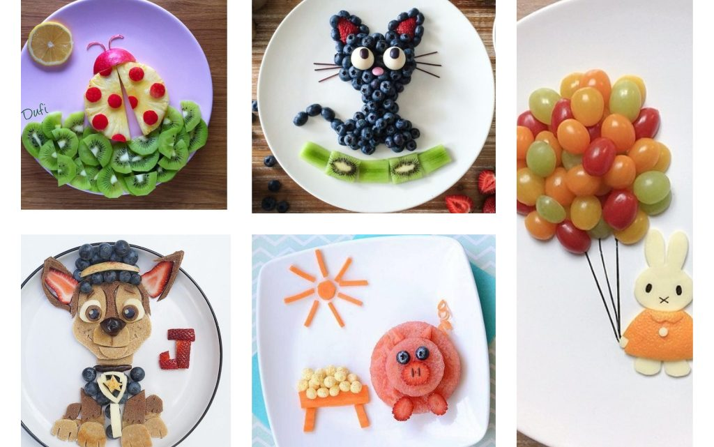Teach Your Children to Eat Healthy Food with Fun Catering