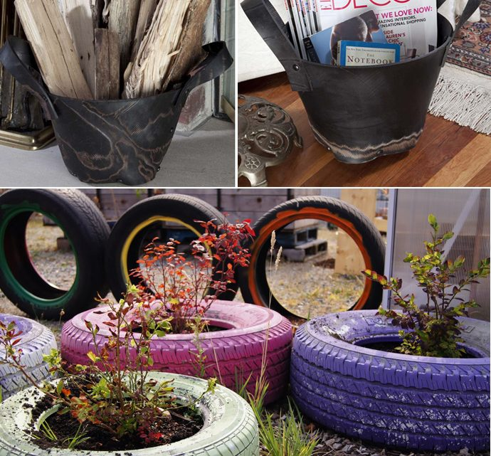 It's Time To Reuse Old Tires