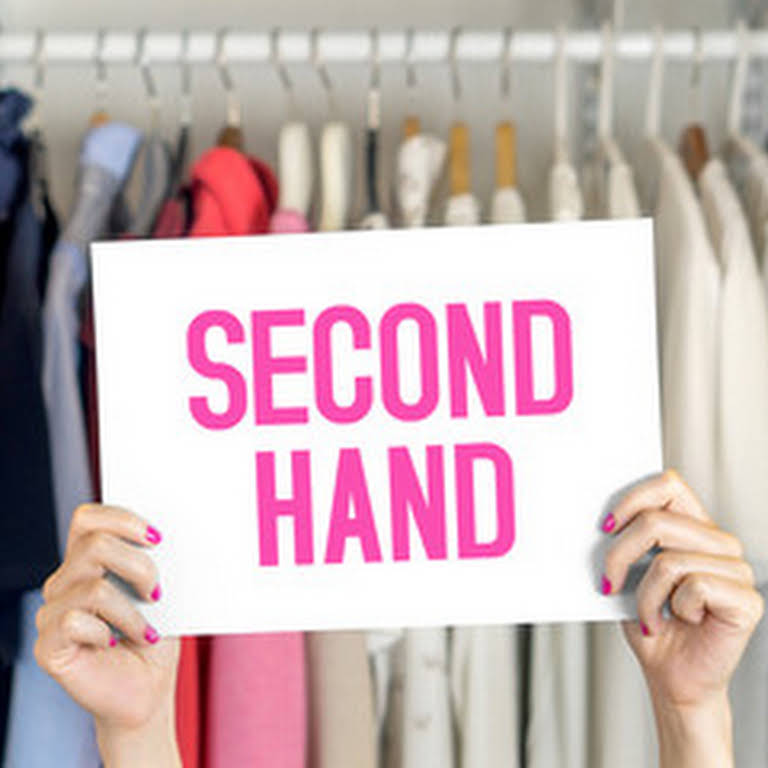 second-hand items